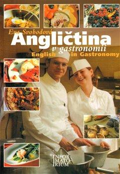 Obálka titulu Angličtina v gastronomii