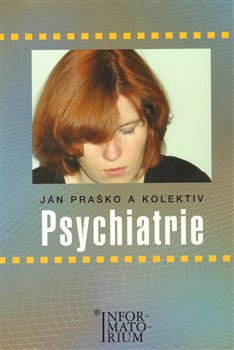 Obálka titulu Psychiatrie