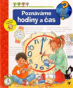 Obálka titulu Poznáváme hodiny a čas