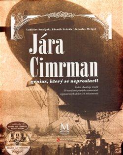 Obálka titulu Jára Cimrman