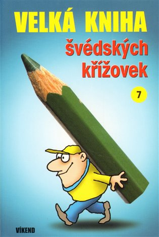 Velká kniha švédských křížovek 7 - - | Booksquad.ink