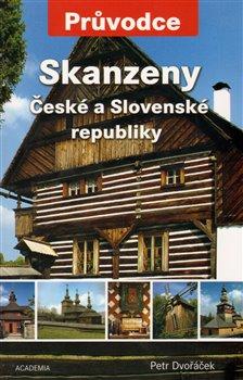 Obálka titulu Skanzeny České a Slovenské republiky