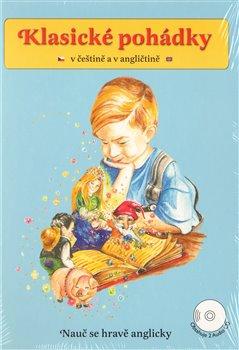 Obálka titulu Klasické pohádky v češtině a angličtině