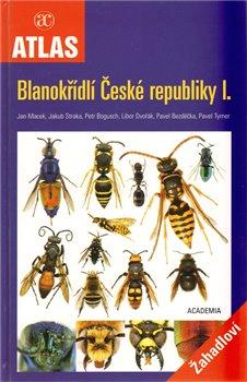 Obálka titulu Blanokřídlí České republiky I.