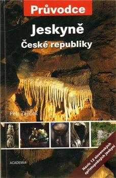 Obálka titulu Jeskyně České republiky