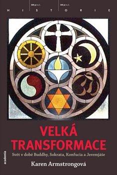 Obálka titulu Velká transformace