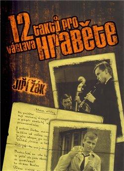 Obálka titulu 12 taktů pro Václava Hraběte