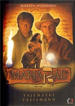 Obálka titulu Maharal - Tajemství talismanu