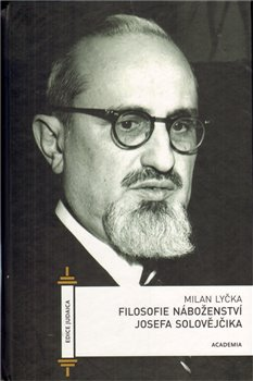 Obálka titulu Filosofie náboženství Josefa Slolovějčika