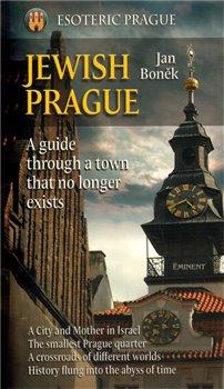 Obálka titulu Jewish Prague