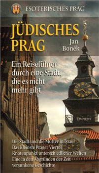 Obálka titulu Jüdisches Prag