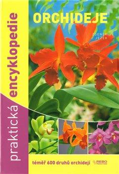 Obálka titulu Orchideje - Praktická encyklopedie