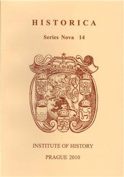 Historica. Series Nova 14 - kol.