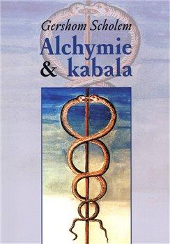 Obálka titulu Alchymie a kabala