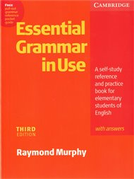Essential Grammar in Use with Answers - 3rd edition