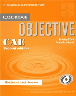 Obálka titulu Objective CAE - 2end edition - Workbook with Answers