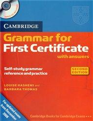 Cambridge Grammar - 2nd edition - for FCE