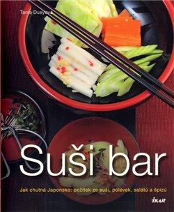 Obálka titulu Suši bar