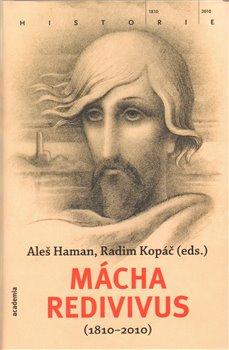 Obálka titulu Mácha redivivus 1810-2010