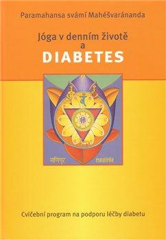 Obálka titulu Jóga v denním životě a diabetes