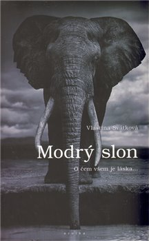 Obálka titulu Modrý slon
