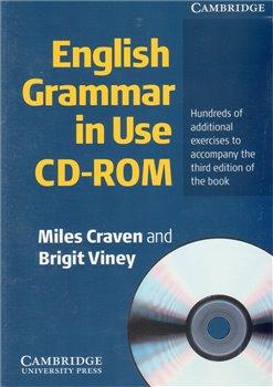 Obálka titulu English Grammar in Use 3rd Edition