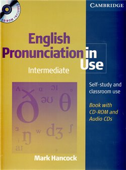 Obálka titulu English Pronunciation in Use Intermediate with answers, audio CD´s