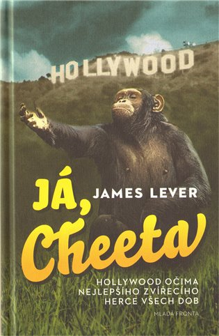 Já, Cheeta - Lever James | Booksquad.ink