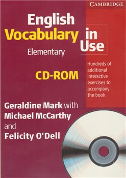 Obálka titulu English Vocabulary in Use Elementary