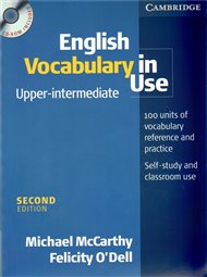 English Vocabulary in Use: Upper-intermediate with answers and CD-ROM - 2nd Edition