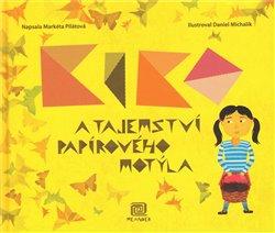 Obálka titulu Kiko a tajemství papírového motýla