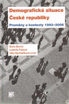 Obálka titulu Demografická situace České republiky