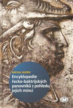 Obálka titulu Encyklopedie řecko-baktrijských a indo-řeckých panovníků z pohledu jejich mincí