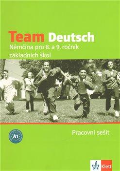 Obálka titulu Team Deutsch - pracovní sešit