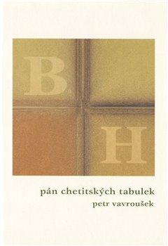 Obálka titulu Pán chetitských tabulek