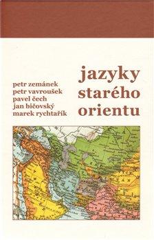 Obálka titulu Jazyky starého Orientu