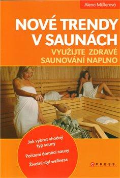 Obálka titulu Nové trendy v saunách