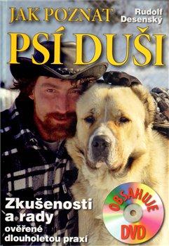 Obálka titulu Jak poznat psí duši + DVD
