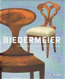 Obálka titulu Biedermeier
