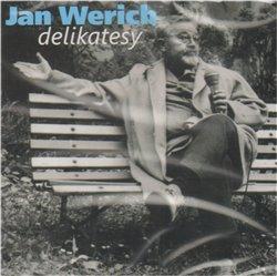 Obálka titulu Jan Werich delikatesy
