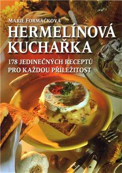 Obálka titulu Hermelínová kuchařka - Mnoho inspirativních receptů
