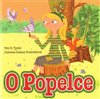 Obálka knihy O Popelce - leporelo