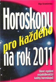 Obálka titulu Horoskopy pro každého na rok 2011