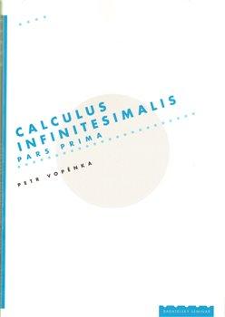 Obálka titulu Calculus infinitesimalis. Pars prima