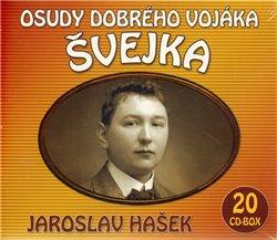 Obálka titulu Osudy dobrého vojáka Švejka (komplet 20 CD)