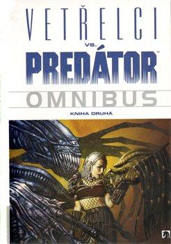 Obálka titulu Vetřelci vs. Predátor 2