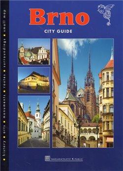 Obálka titulu Brno - City guide