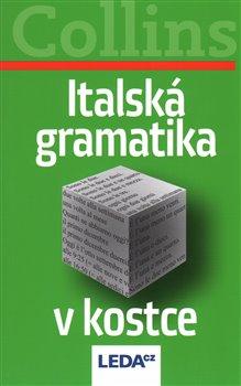 Obálka titulu Italská gramatika v kostce