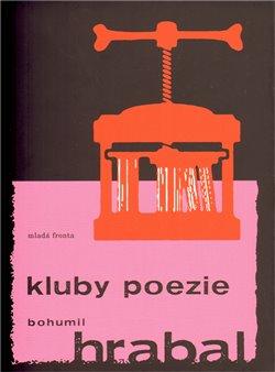 Obálka titulu Kluby poezie