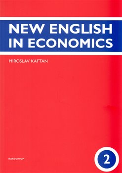 Obálka titulu New English in Economics - 2.díl